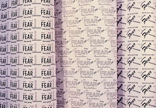 essay fear